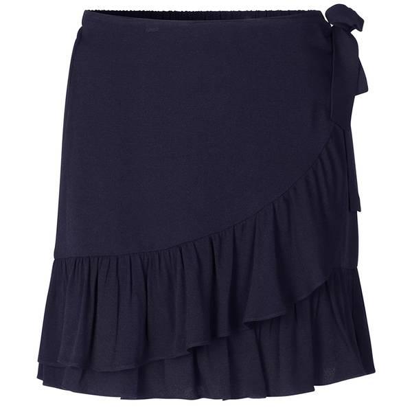 Bilde av Second Female - Kimmy Short Skirt Navy