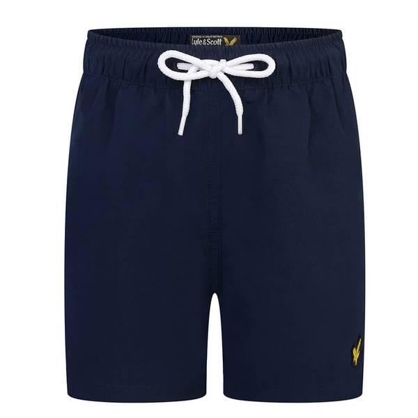 Bilde av Lyle & Scott - Classic Swim Shorts Navy Blazer